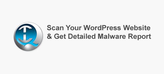 Quttera Web Malware Scanner
