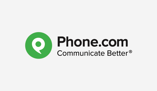 Phone.com virtual business phone number