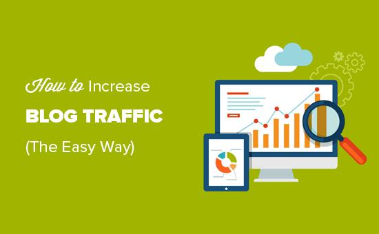 Blog trafiğinizi artırmak için kolay ipuçları