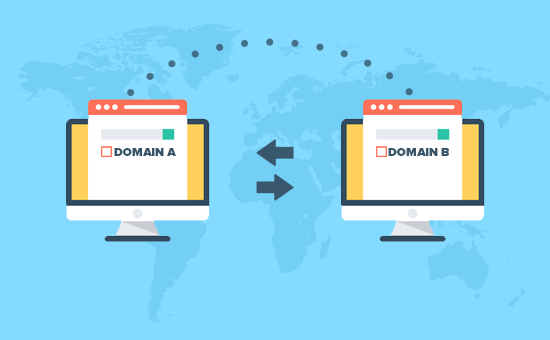 Properly moving WordPress to another domain name