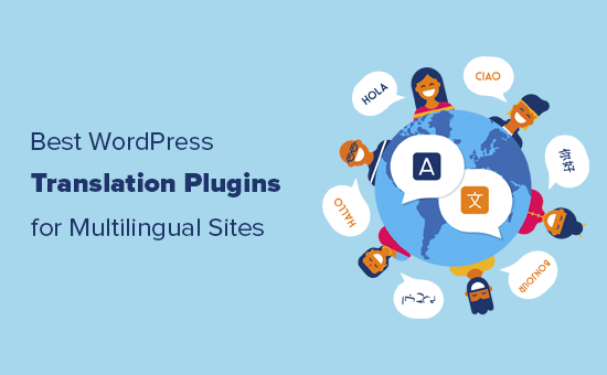 WordPress translation plugins for multilingual websites
