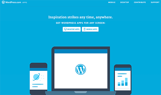 WordPress Apps