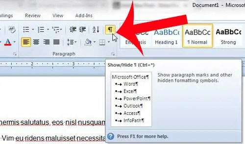 How to Insert a Blank Page in Word 2010 - Solve Your Tech