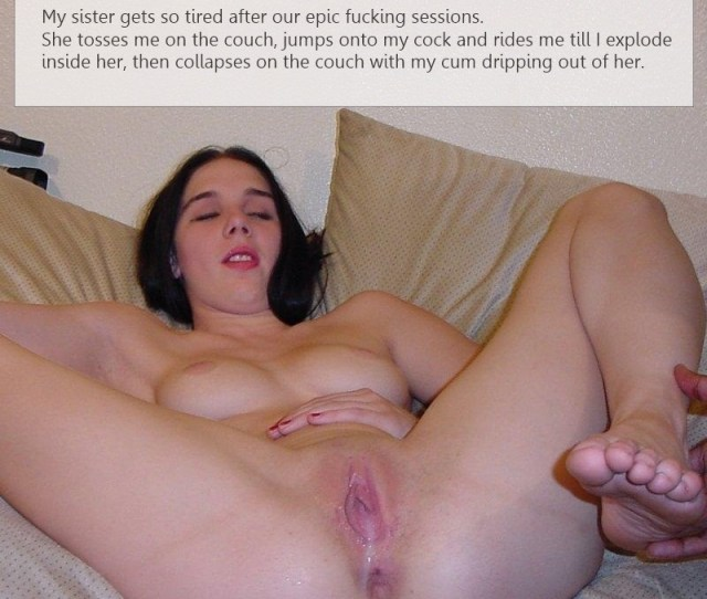 Brother Sister Creampie Captions