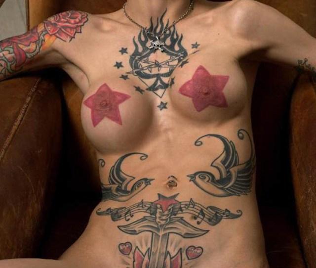 Tattooed Tits