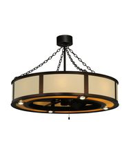 Maplewood 45 Inch Chandelier Ceiling Fan
