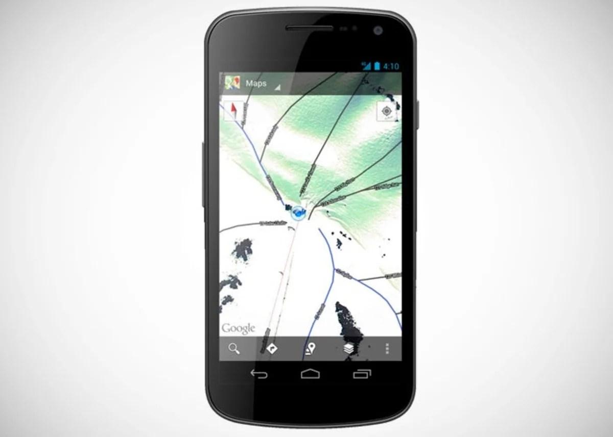 Nueva funcionalidad Google Maps