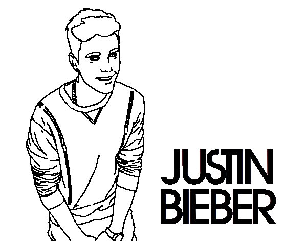 Purpose Justin Bieber Coloring Pages