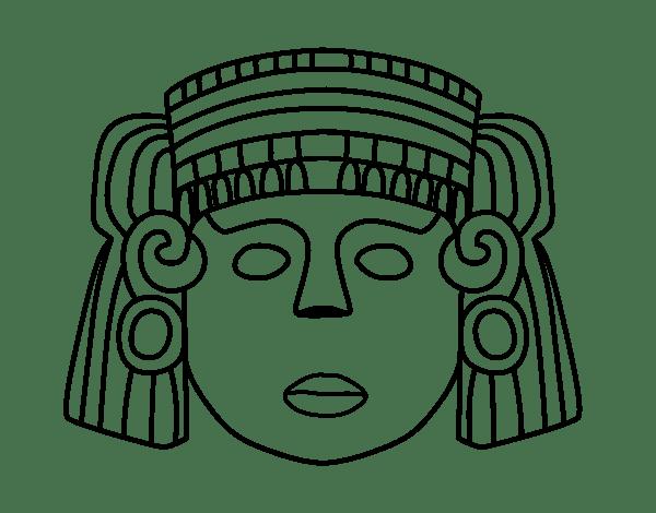Para Colorear E Imprimir Dibujos Mexicanos