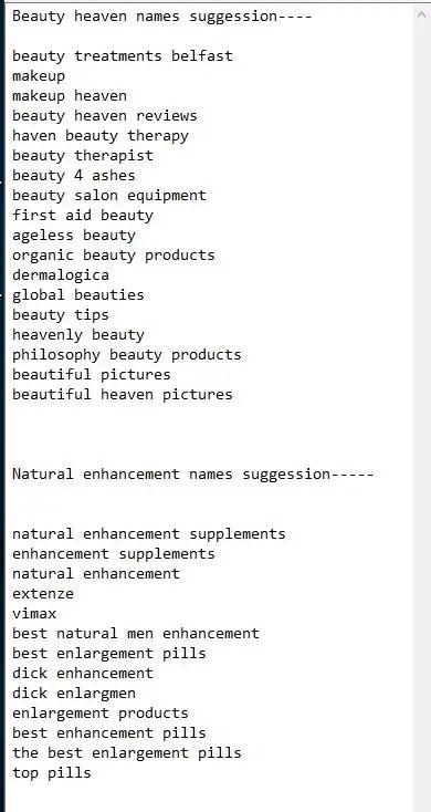 Beauty Makeup Business Names Saubhaya