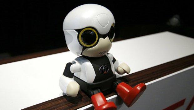 Робот Kirobo Mini компании Toyota Motor