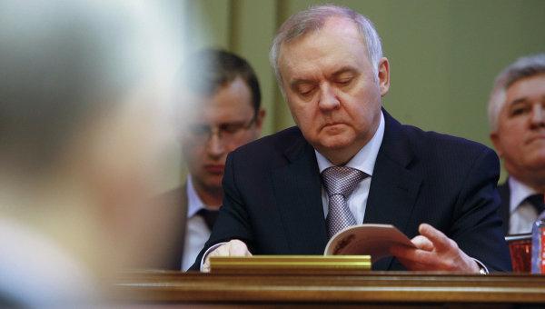 Биография Виктора Захарова - РИА Новости, 18.12.2012