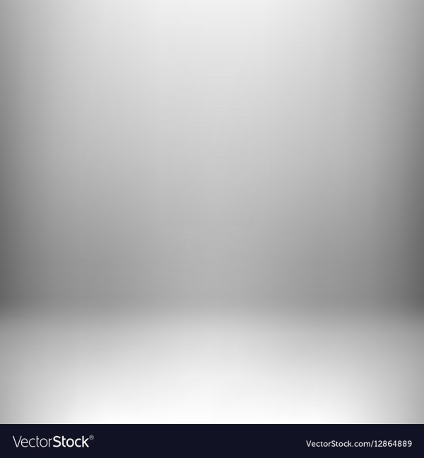 White Studio Background Royalty Free Vector Image