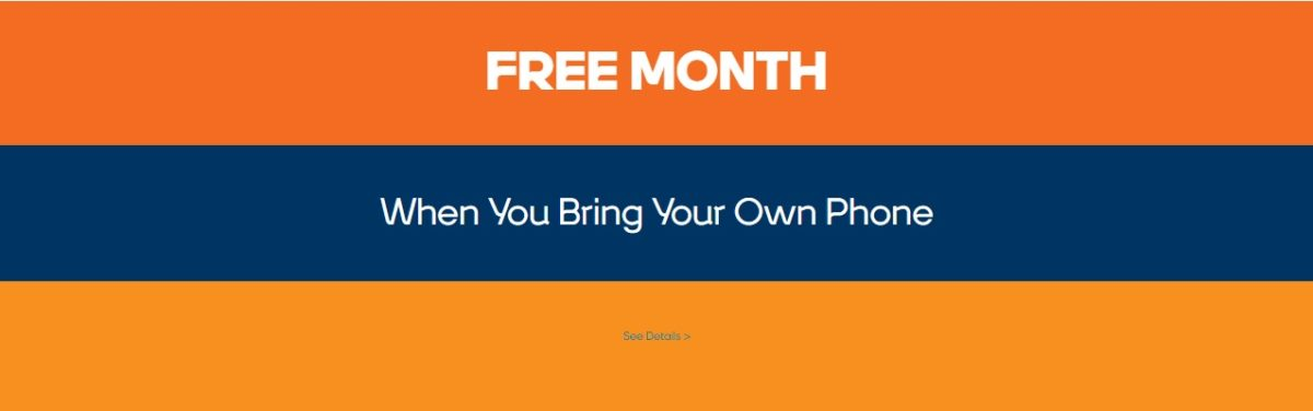 Boost Mobile Free Month