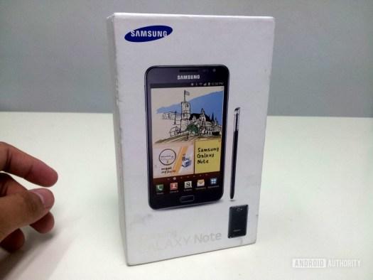 Samsung Galaxy Note series history: Every phone so far 2