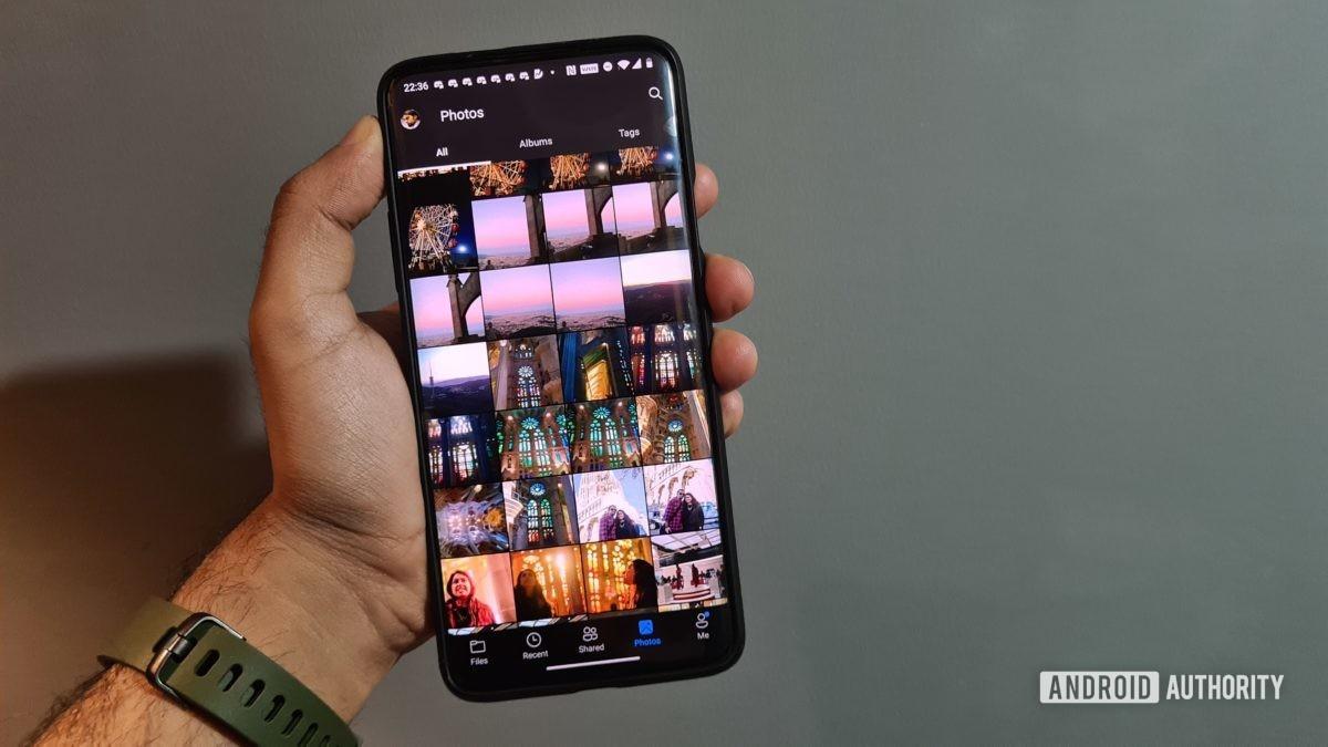 onedrive photo backup - резервное копирование вашего телефона Android