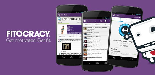 Fitocracy fitness app arrives on Android - Android Authority