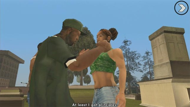 Grand Theft Auto San Andreas final thoughts