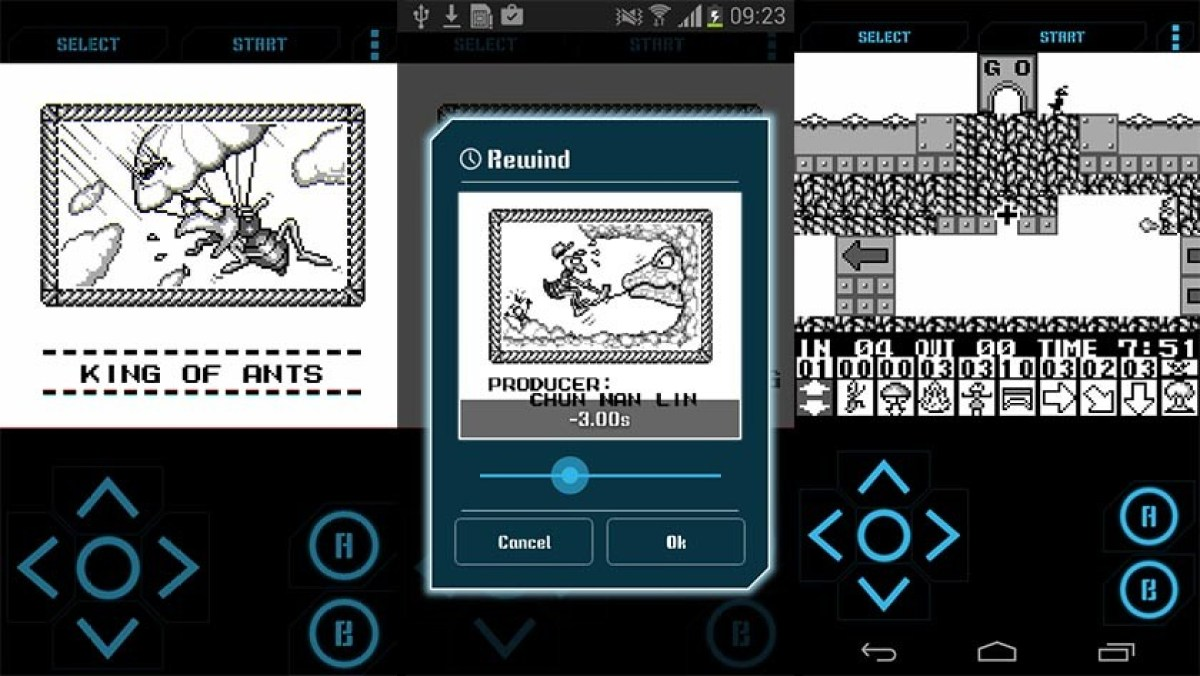 nostalgia gbc best game boy emulators for android