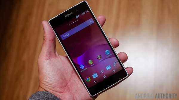 Sony Xperia Z2 unboxing and first impressions