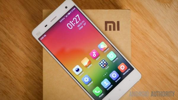 Xiaomi Mi-4 First Impressions