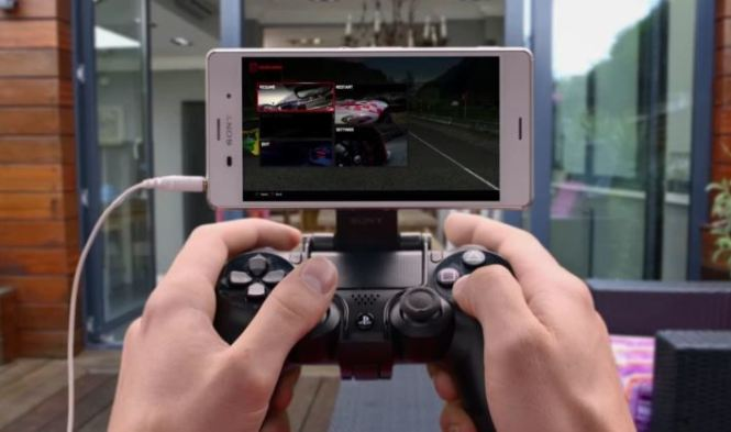 Sony Xperia Remote Play