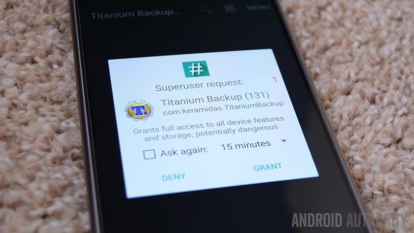 лучшие корневые приложения для Android