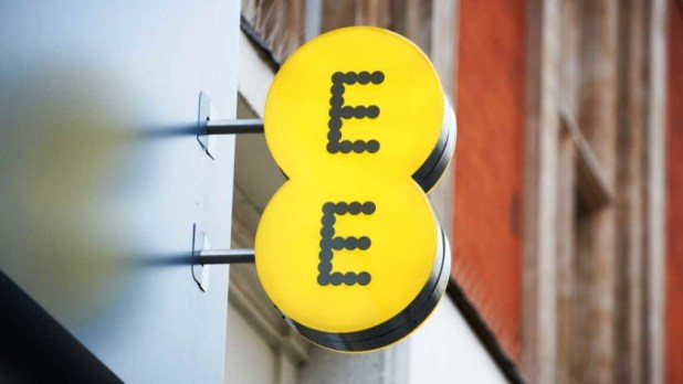 EE logo - best UK mobile network