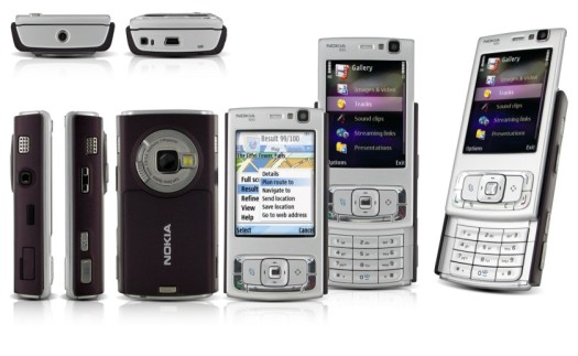 The major innovations before iPhone and Android 2