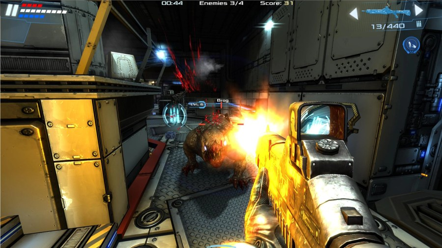 15 best shooting games for Android   Android Authority 10 best FPS games for Android