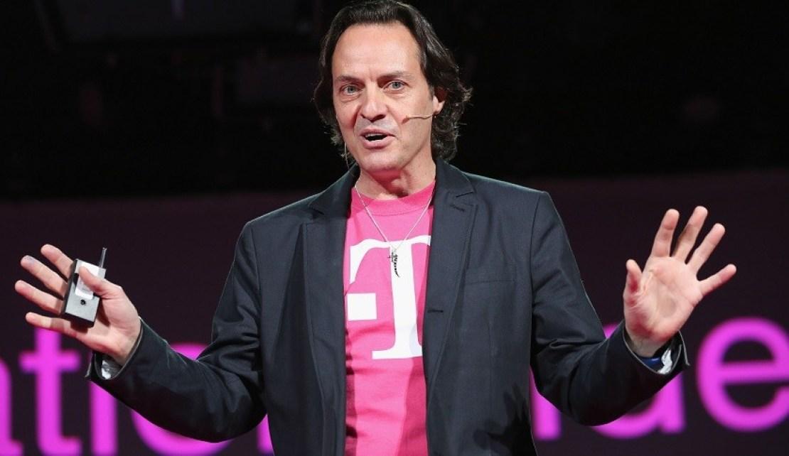 T-Mobile Sprint merger