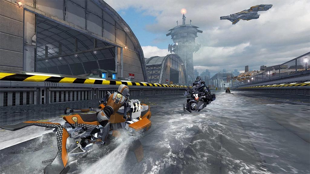 15 best action games for Android    Android Authority Riptide GP Renegade best action games
