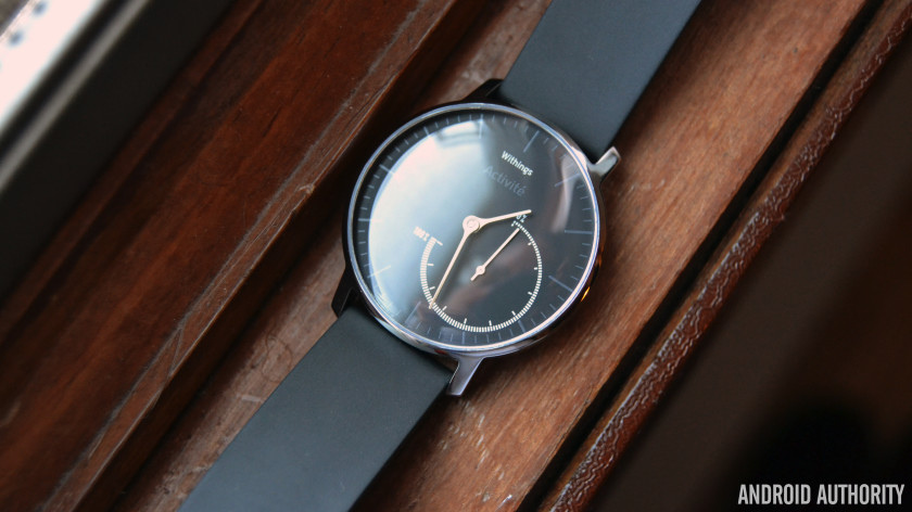 Withings Activite Steel review AA 9