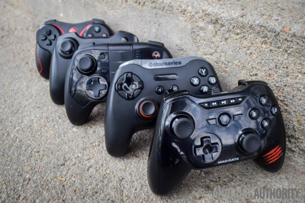 Best Bluetooth controllers featured image