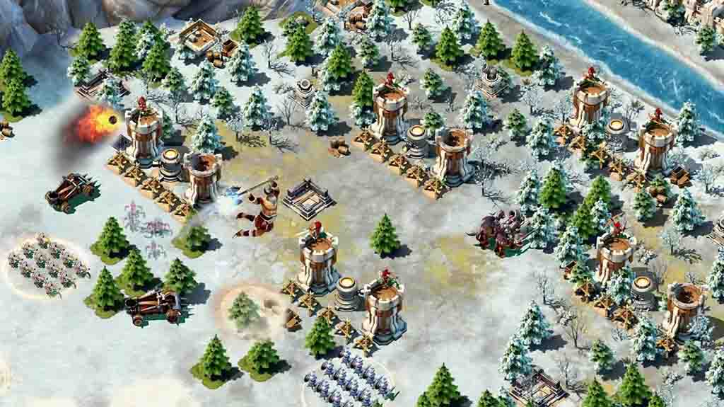 10 best games like Clash of Clans   Android Authority best games like clash of clans featured image