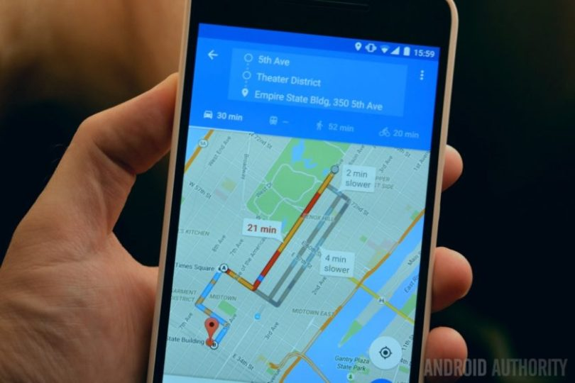 Google Maps on Android finally adds multi stop directions   Android     Google Maps multi stop directions 2