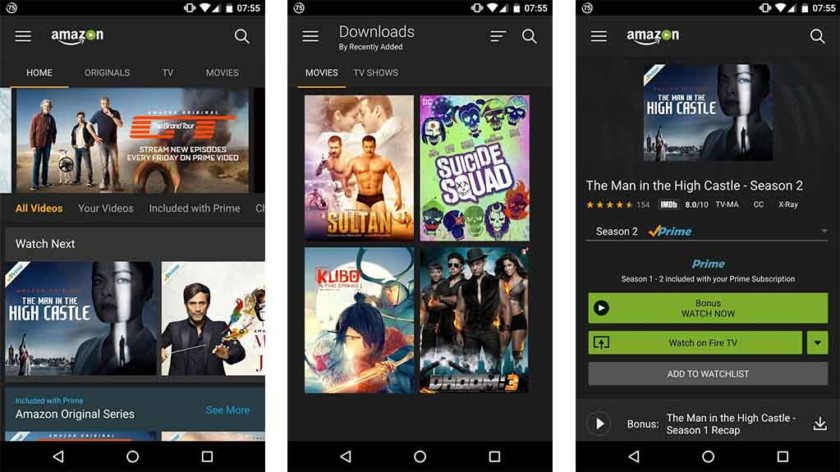 Android Apps to watch full Tv episodes