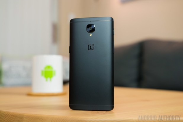 The OnePlus 3T.