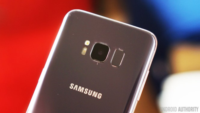 The Samsung S8 was criticized for having a poor fingerprint sensor placement
