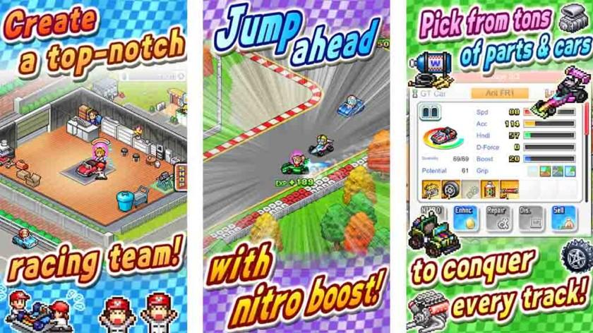 Kairosoft games