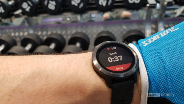 fitness tracking weights