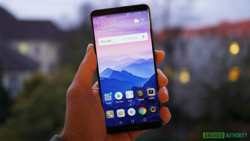 Best phablets - Huawei Mate 10 Pro