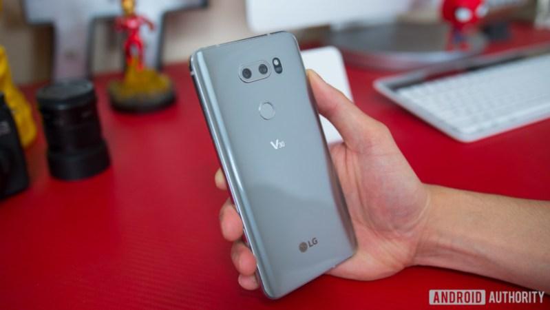 Best phablets - LG V30