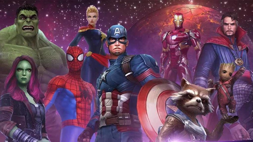best marvel games for android featured image