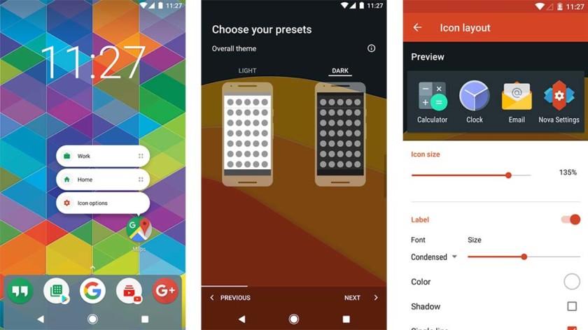 Nova Launcher - одно из лучших приложений для запуска Android