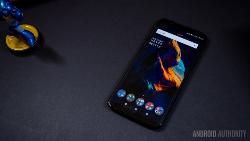 Best phablets - OnePlus 5T