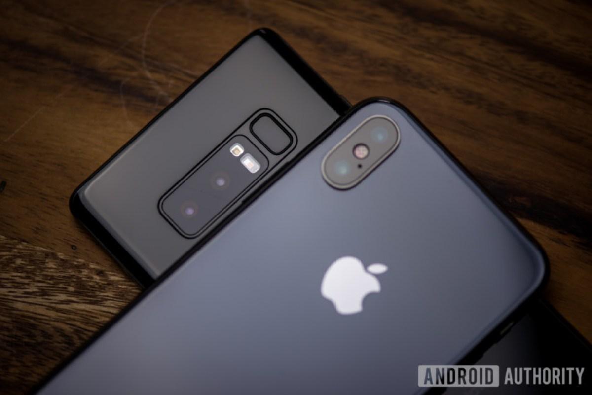 samsung galaxy под iphone