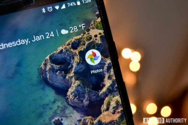 Switching from iphone to android with google photos