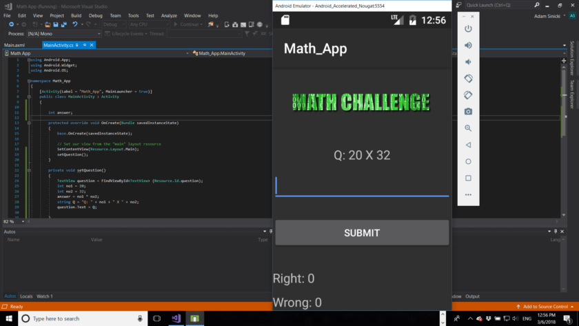 Math-Challenge-Question-Set-840x473 How to make an Android app with Xamarin Android