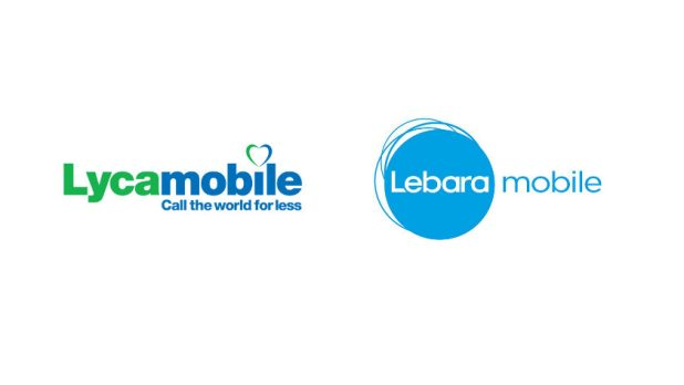 Lycamobile and Lebara logos - best mobile network UK
